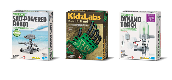 4M Science Kits