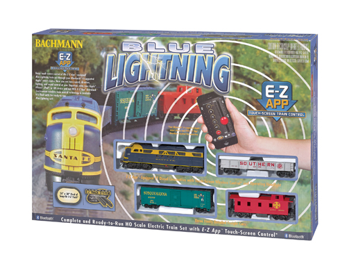 Bachmann Blue Lightning