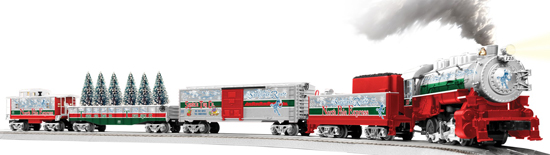 Lionel North Pole Express