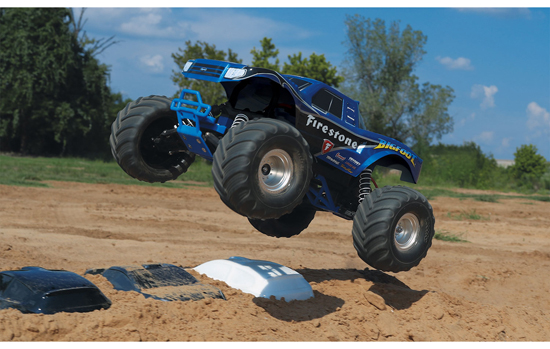 Traxxas Bigfoot Monster Truck!