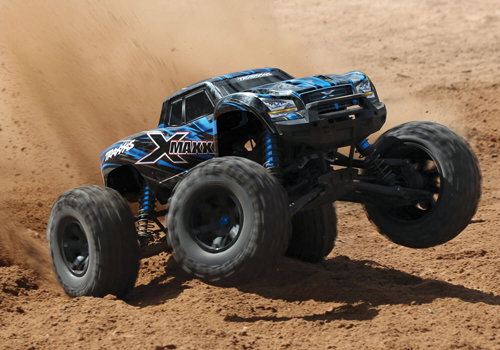 Traxxas X-Maxx: It's Awesome!